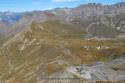 FRA0045 o.T. (Blick vom Col du Galibier- 2645m - nach Osten mit Mt. Blanc; F 2010)