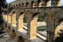 FRA0108 o.T. (Pont du Gard - Blick vom Westufer/F 2010)