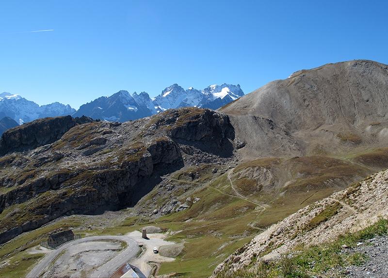 FRA0044 o.T. (Blick vom Col du Galibier- 2645m - nach Westen; F 2010)
