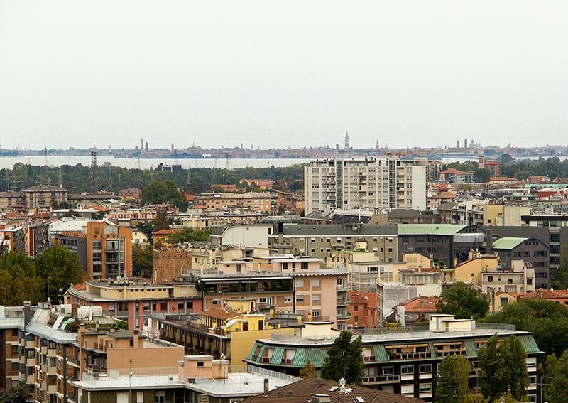 ITA0160 Blick nach Venedig (Mestre/I 2015)