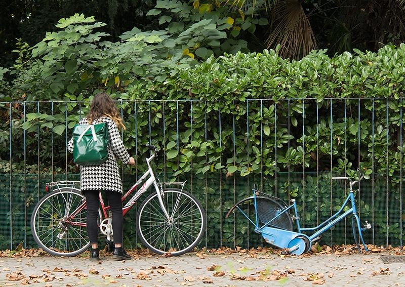 ITA0161 Anderthalb Fahrräder (Mestre/I 2015)