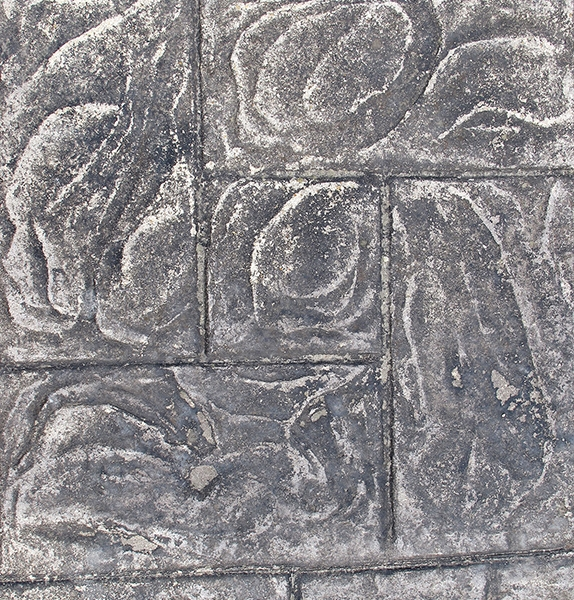 """NTR0004 o.T. (Serie """"Zeichnungen in Stein""""; E 2010)"""