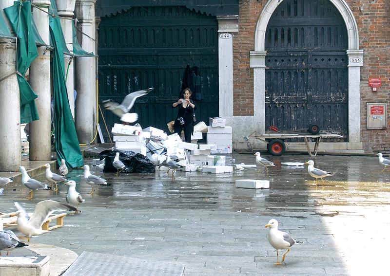 ITA0005 o.T. (Am Fischmarkt; Venedig/I 2009)