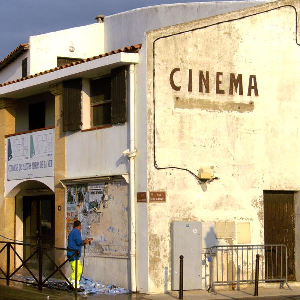 0224: o.T. (Saintes Maries della Mer, Frankreich 2009)