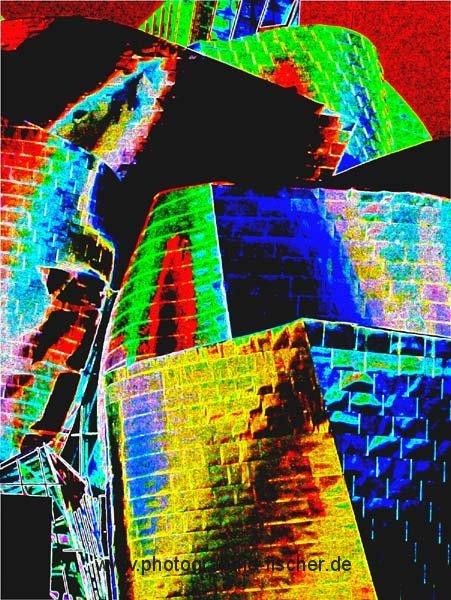 0263a Kunst übertürmt sich (Guggenheim Museum Bilbao, 2009/2010)