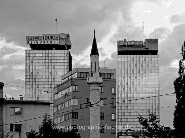 0594 oder Sar006: o.T. (Unitic Twin Towers, Sarajevo 2010)