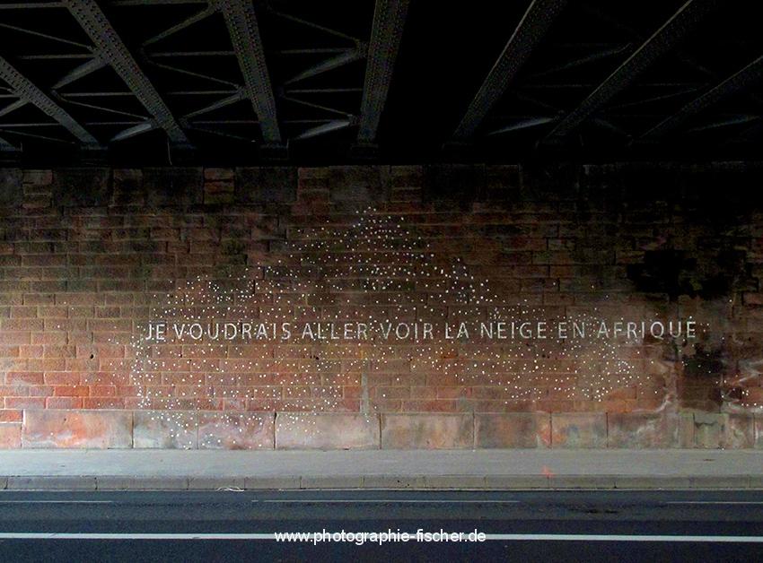 0601: o.T. (Ich möchte gern den Schnee in Afrika sehen, Metz, 2011)