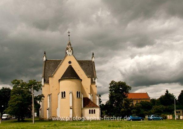 0827: o.T. (Salvatorius-Kirche- Předlice, Ústí nad Labem 2013)