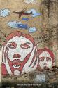 0413: Der Schrei (nach E. Munch, Murales in Orgosolo, Sardinien)