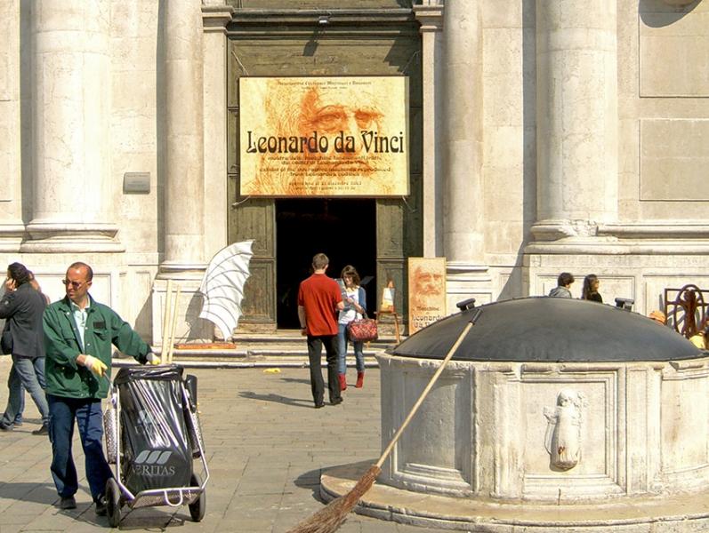 0065: In Vinci veritas (Venedig, Italien 2009)