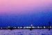 0711: Abendstimmung über der Ponte della Libertà (Venedig, von Murano gesehen; 2011-2013)