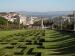 0718 o.T. (Blick vom Parque Eduardo VII zum Tejo, Lissabon 2010/2013)
