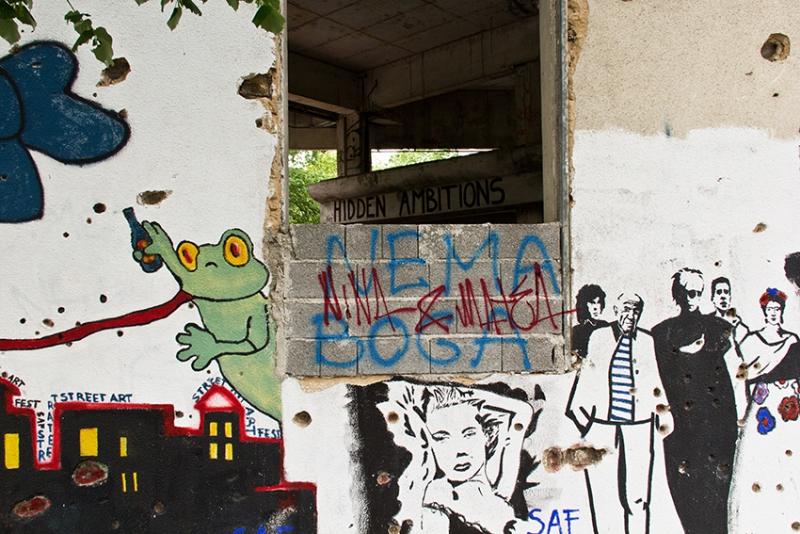 0907: Hidden Ambitions I (Mostar, Bosnien Herzegowina 2015)
