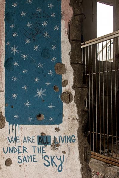 0908: Same Sky (Mostar, Bosnien Herzegowina, 2015)