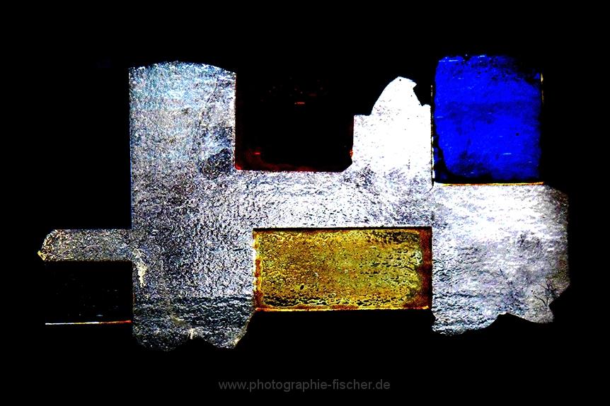 """PK0289a: Homage à Gris 15a (Serie """"Homage´à Gris""""; Dresden 2010/11)"""