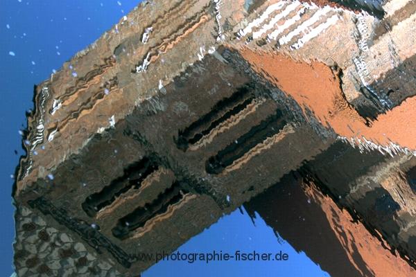 PK0456: Frische Grube mit Nikolaikirche II (Wismar 2008)