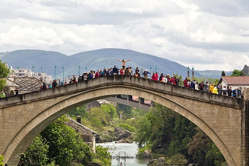 PK1060a: o.T. (Alte Brücke Mostar 2015)