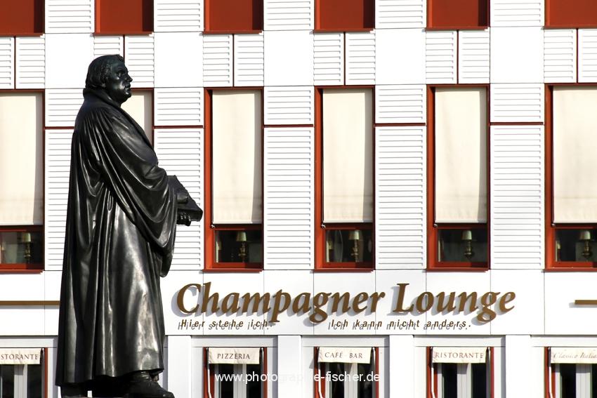 """PK1105: Hier stehe ich. Ich kann nicht anders. Oder """"500 Jahre Reformation - Upgrade""""(Dresden, 2016)"""