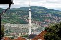 PK0522a: o.T. (Blick auf den Städtischen Friedhof Bare; Sarajevo/BiH 2010)