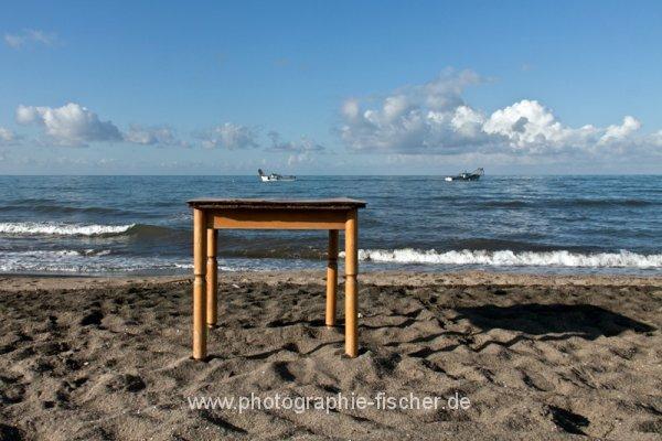 PK0639: Strandstillleben I (Italien 2012/14)