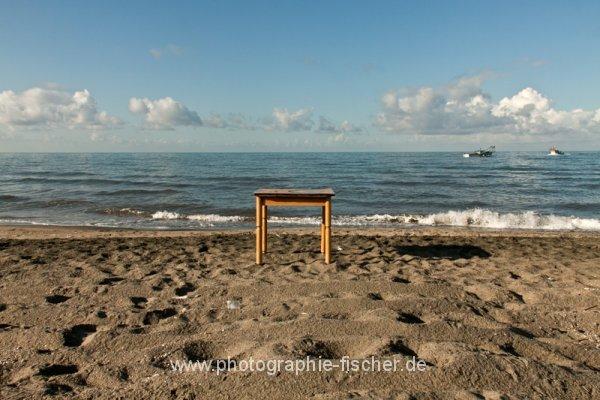 PK0640: Strandstillleben II (Italien 2012/14)