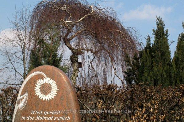 PK0671: Weit gereist... (Dresden; Friedhof im OT Dölzschen; 2011/13)
