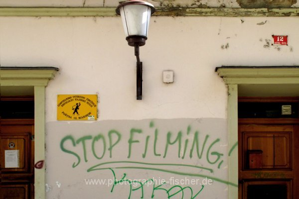 PK0738: Stop Filming (Maribor 2011/13)
