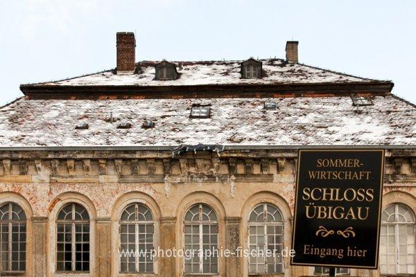 PK0834: Wrong Season (Sommerwirtschaft im Winter; Schloß Übigau; Dresden 2013)