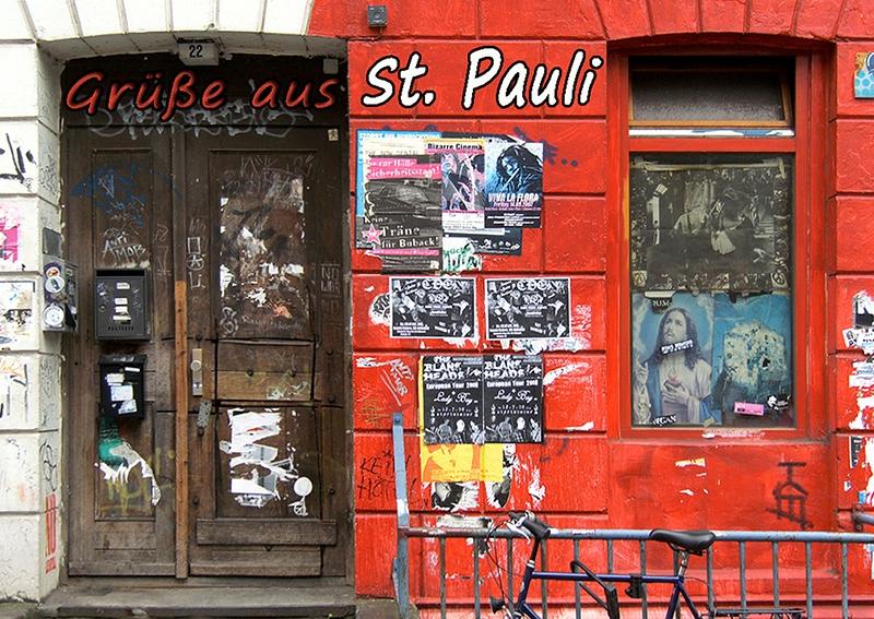PK0025: Grüße aus St. Pauli (Hamburg 2008)
