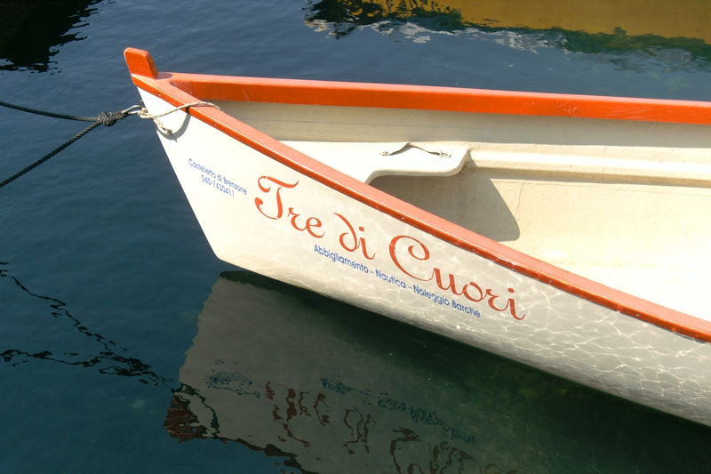 PK0045: Tre di Cuore (Gardasee, Italien 2009)