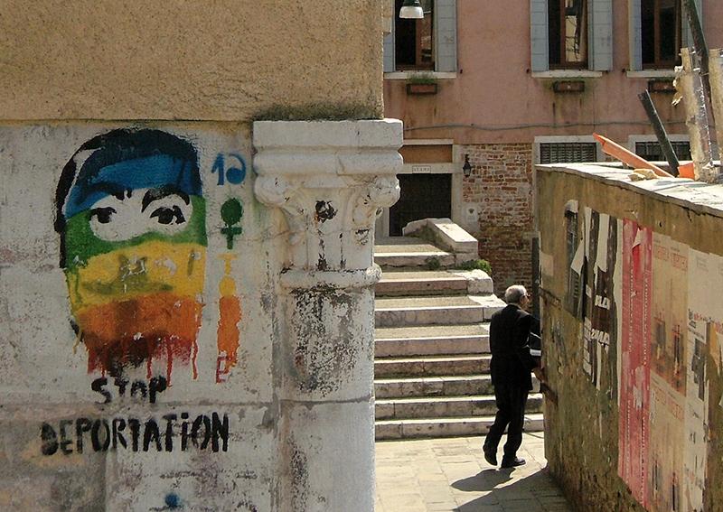 PK0070: Stop Deportation (Venedig 2009)