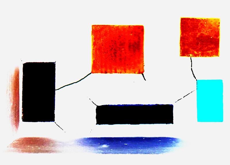 """PK0286: Homage à Gris 12 (Serie """"Homage´à Gris""""; Dresden 2010/11)"""