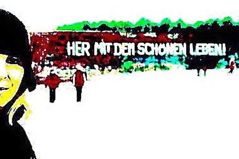 PK0394: Her mit dem schönen Leben (Prora/Rügen 2007/08)