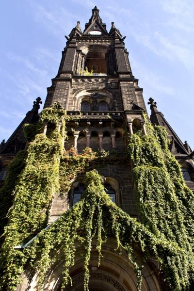 PK0995: Turm der Lutherkirche (Dresden-Äußere Neustadt, 2015)