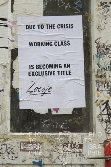 PK0402: Working Class (Sarajevo, Bosnien Herzegowina 2010)