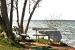 PK0124: o.T. (oder Frühling - Aus der Serie: Verweile doch…, Schweriner See 2008)