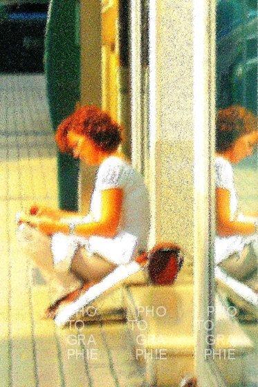 PK0247: o.T. (Aus der Serie: Verweile doch...; Pamplona, Spanien 2009)