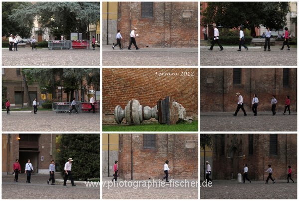 PK0636T: Ferrara giapponese (Italien 2012)