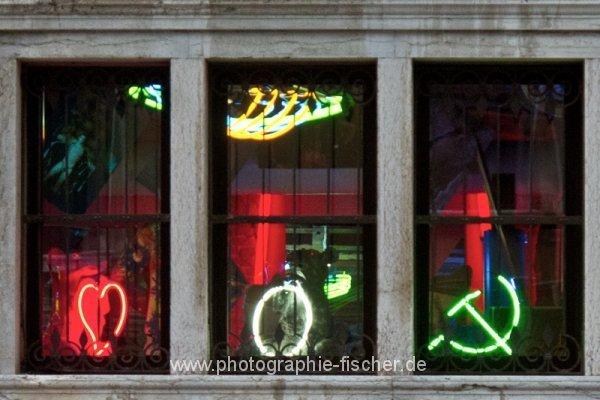 PK0648: Leuchtzeichen (Venedig 2012-14)