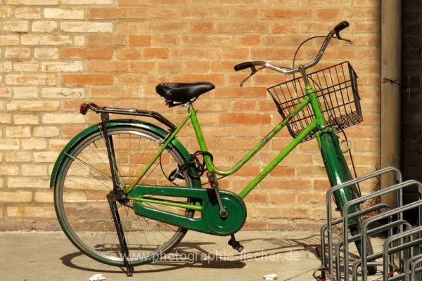 PK0668: Das grüne Fahrrad von Ferrara (Italien 2012/13)