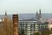 "PK0818: o.T. (aus ""Dresdner Skylines"", Zwickauer Str. Blick zur Altstadt; 2014)"