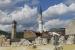 sar072 Blick zur Gazi-Husrev-Beg-Moschee, mit Uhrenturm (links)