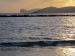 sa085 Abendlicher Blick von Alghero zum Capo Caccia