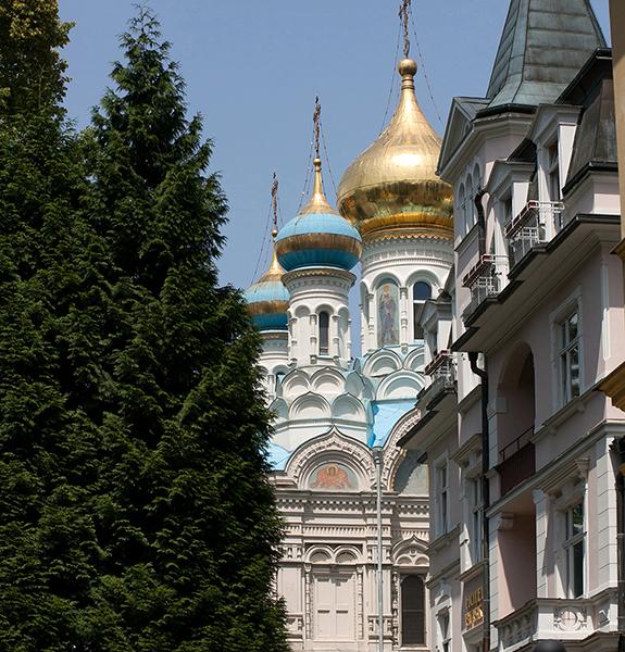 CZE0064: o.T. (Russ.-orthodoxe Kirche, Karlovy Vary, Tschechien 2012)