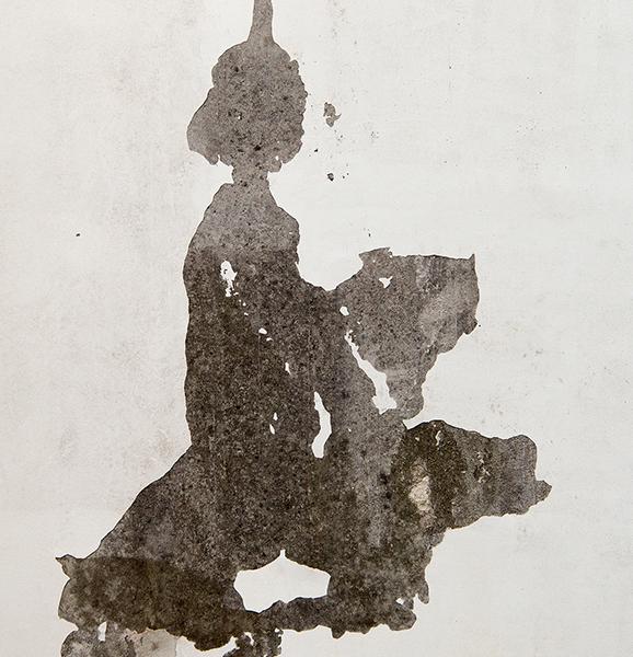 CZE0101: Der junge Prinz auf einem zweiköpfigen Hund reitend (Josefův Důl/Josefsthal, Region Liberec, Tschechien 2015)