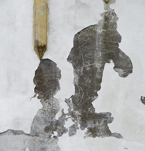 CZE0102: Der scheidende König schaut sich traurig nach seiner Tochter, der jungen Prinzessin um (Josefův Důl/Josefsthal, Region Liberec, Tschechien 2015)