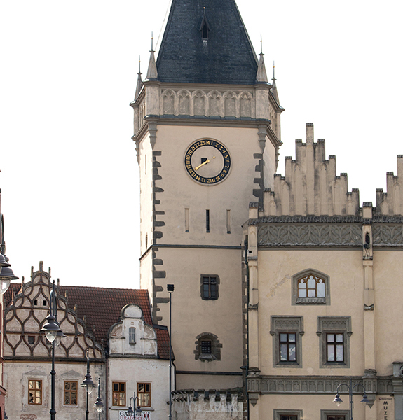 CZE0212: o.T. (Altes Rathaus, Tábor, Region Südböhmen, Tschechien 2017)