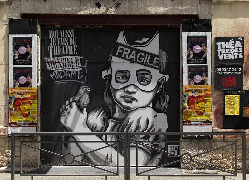 FRA0027 o.T. (Avignon, Frankreich 2016)