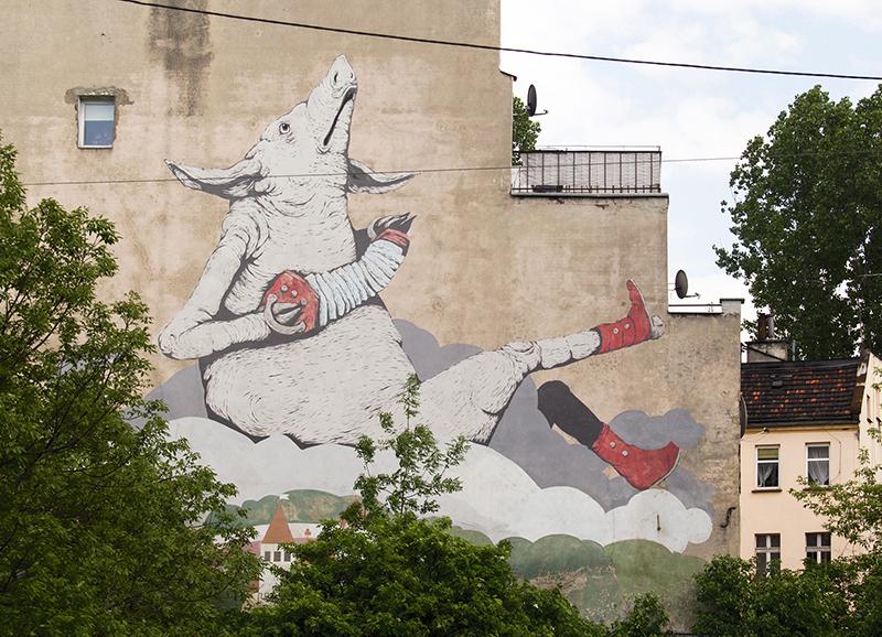 POL0017 o.T. (Wrocław/Breslau, Polen Kulturhauptstadt Europa 2016)